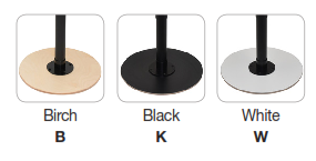 Liiku Joy Stool - Base Colours