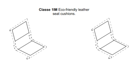 Club Beam Seating Options