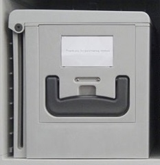 HotBox Storage Box - Grey - HOTBOX/01/CG