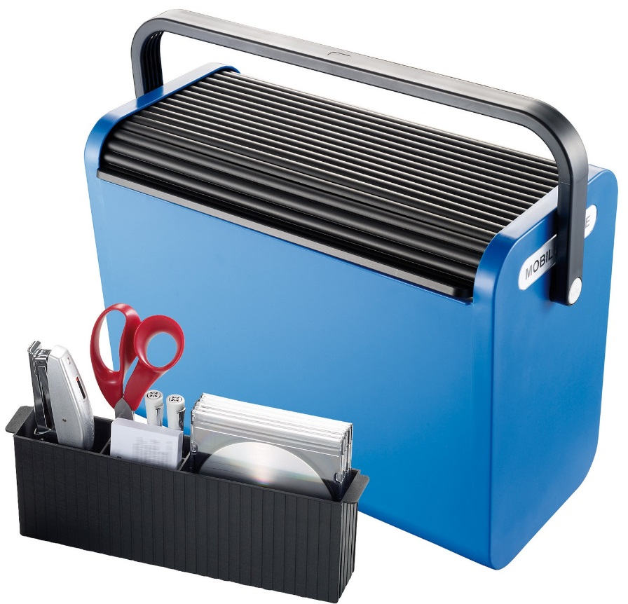 MobilBox Hot Desk Storage