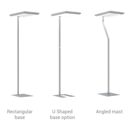 Silhouette Desk Lamp Freestanding Image