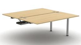 Aero Bench Desk - Desk Extension