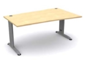 K2C Desks And Workstations - Flare Desk