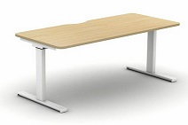 Move Height Adjustable Desks | Set And Forget Single Desk