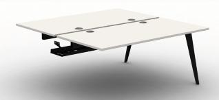 Pyramid Steel Bench Desk - B2B Add on Module