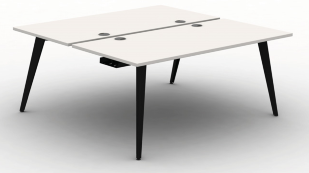 Pyramid Steel Bench Desk - B2B Starter Module