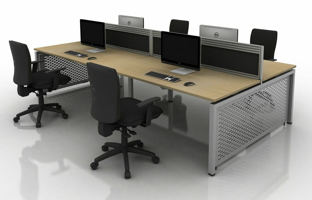Soho2 Bench Desks | Soho2 Bench Desking