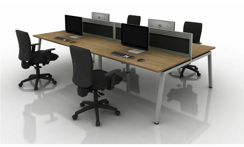 Soho3 Bench Desks | Soho3 Bench Desking