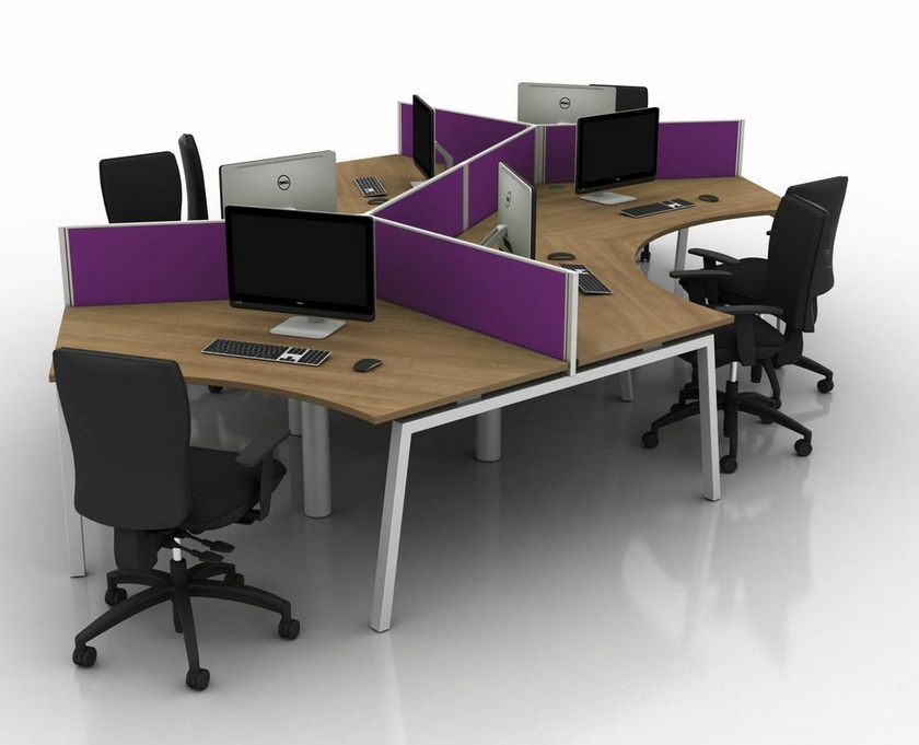 Soho3 Desks | Soho3 Workstations