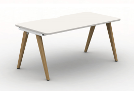Vega Wood -  Rectgangular Desk