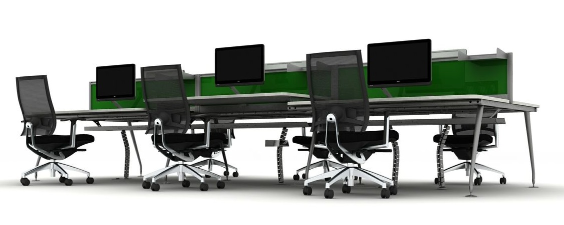 Height Adjustable Hot Desk | Height Adjustable Hot Desking