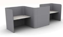 Zone Desking Models