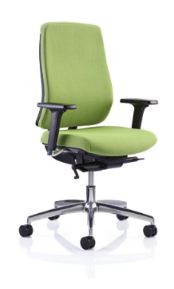 Absolute Task Chair Upholstered Back