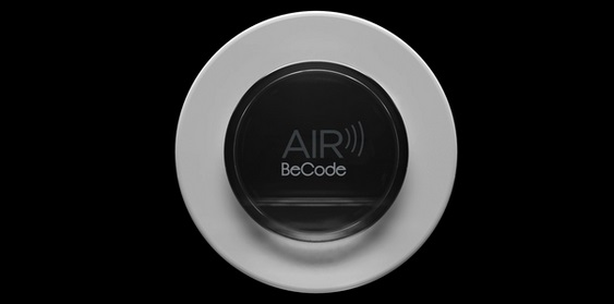 BeCode AIR | BeCode AIR+ RFID Lock Design