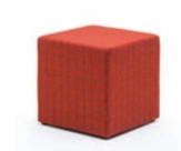 Dot, Dash, Morse, Code & Cube Stool Models