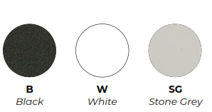 FourFold Table - Standard Frame Colours:
