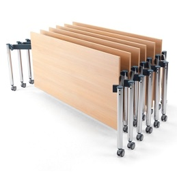 Kite Foling Tables - Stacked