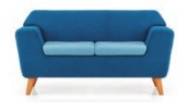 Stretch Soft Seating STRETCH2 - Two Seater Sofa