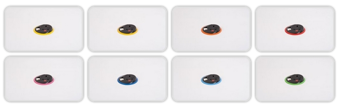 Pixel8 Desktop Power Modules Colour Choices