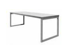 Axiom 2 Bench Table& Seating Image
