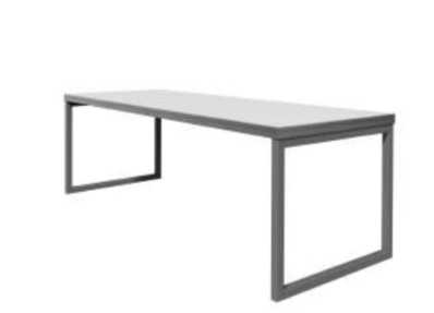 Axiom Rustic Table & Bench Image