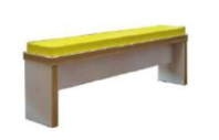 Axiom Table & Bench Seat Pad Image
