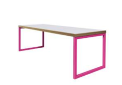 Axiom Table & Bench Image