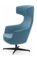 Ikon Lounge Chair Image