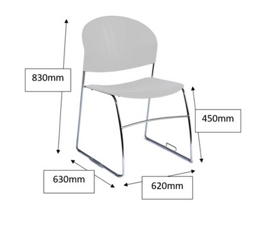 Manhattan Chair Dimensions