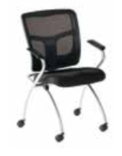 Flipper Mesh Folding Chair Model