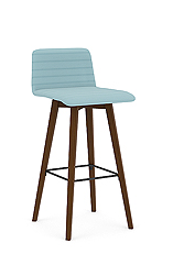 Natta Breakout Table & Bench - Poseur Stool