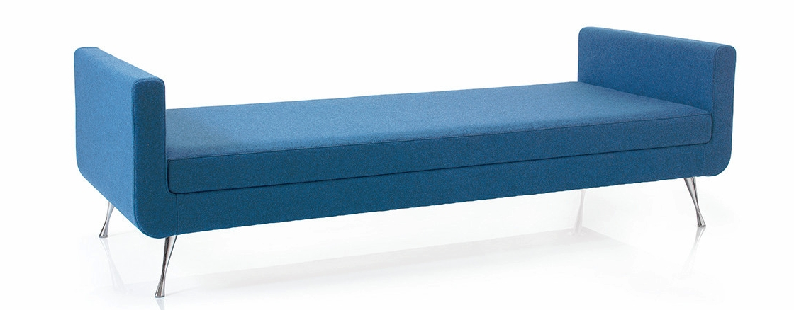 Liberty Bench Three Soft Seating