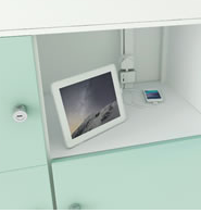 Switch Locker power bar image