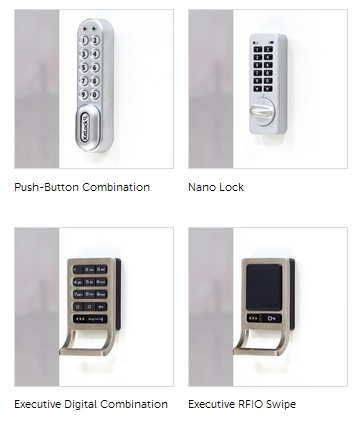 HotLocker Agile Lock Options