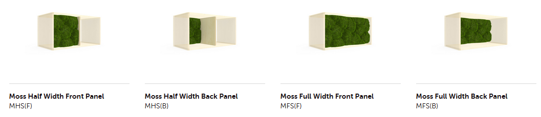 Palisades Wood Zone Divider - Accessories