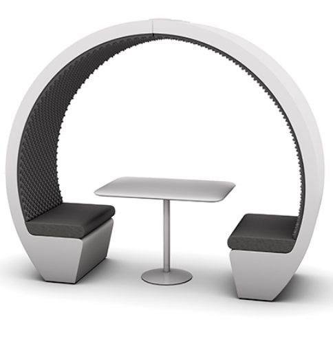 Meeting Pod - Open 2 Seat