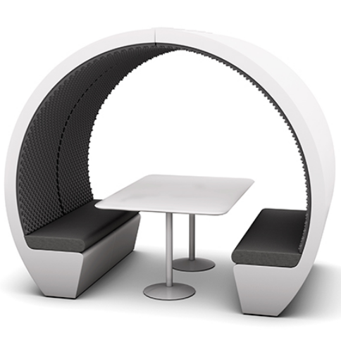 Meeting Pod - Open 4 Seat