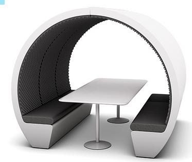 Meeting Pod - Open 6 Seat