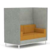 Elegance High Back Soft Seating ELG02