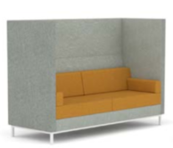 Elegance High Back Soft Seating ELG03