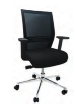 GT6 Air Mesh Back Task Chair Image