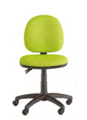 Ideal Task Chair Image - No Arms/Standard Back