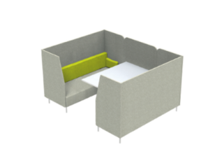 Max Booth Image - 6 Seater