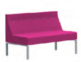 Metrix Modular Seating M2