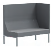 Metrix Modular Seating MH2LA