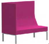 Metrix Modular Seating MH2RA