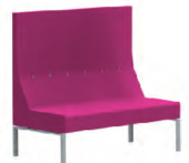 Metrix Modular Seating MH2
