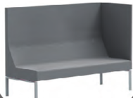 Metrix Modular Seating MH3LA
