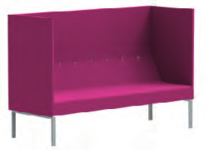 Metrix Modular Seating MH3A