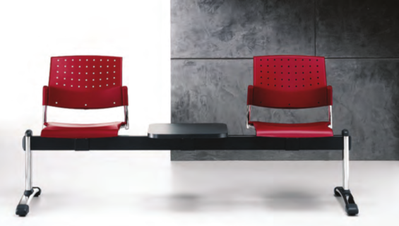 TR4 Beam Seating - Table Image